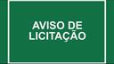 AVISO DE LICITAÇÃO - REPETIÇÃO DA CARTA CONVITE N° 02-2019