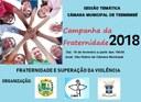 CONVITE - Sessão Temática da Campanha da Fraternidade