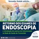 Kodak solicita retorno dos exames de Endoscopia em Tremembé