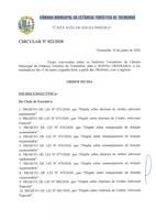 Pauta da 141ª Sessão Ordinária - 15/06/2020