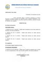 Pauta da 149ª Sessão Ordinária - 04/09/2020