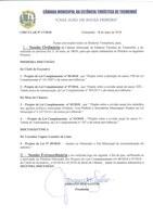Pauta da 57ª Sessão Ordinária _ 21/05/2018