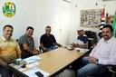 Reunião para debater problemas comuns da Região relacionados ao meio ambiente e mananciais (rios e lagos ) da Região e sobretudo o Rio Paraíba